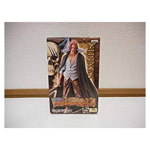 8 Individual One Piece DX Figure Grand Line Men (Shanks) THE GRANDLINE MEN