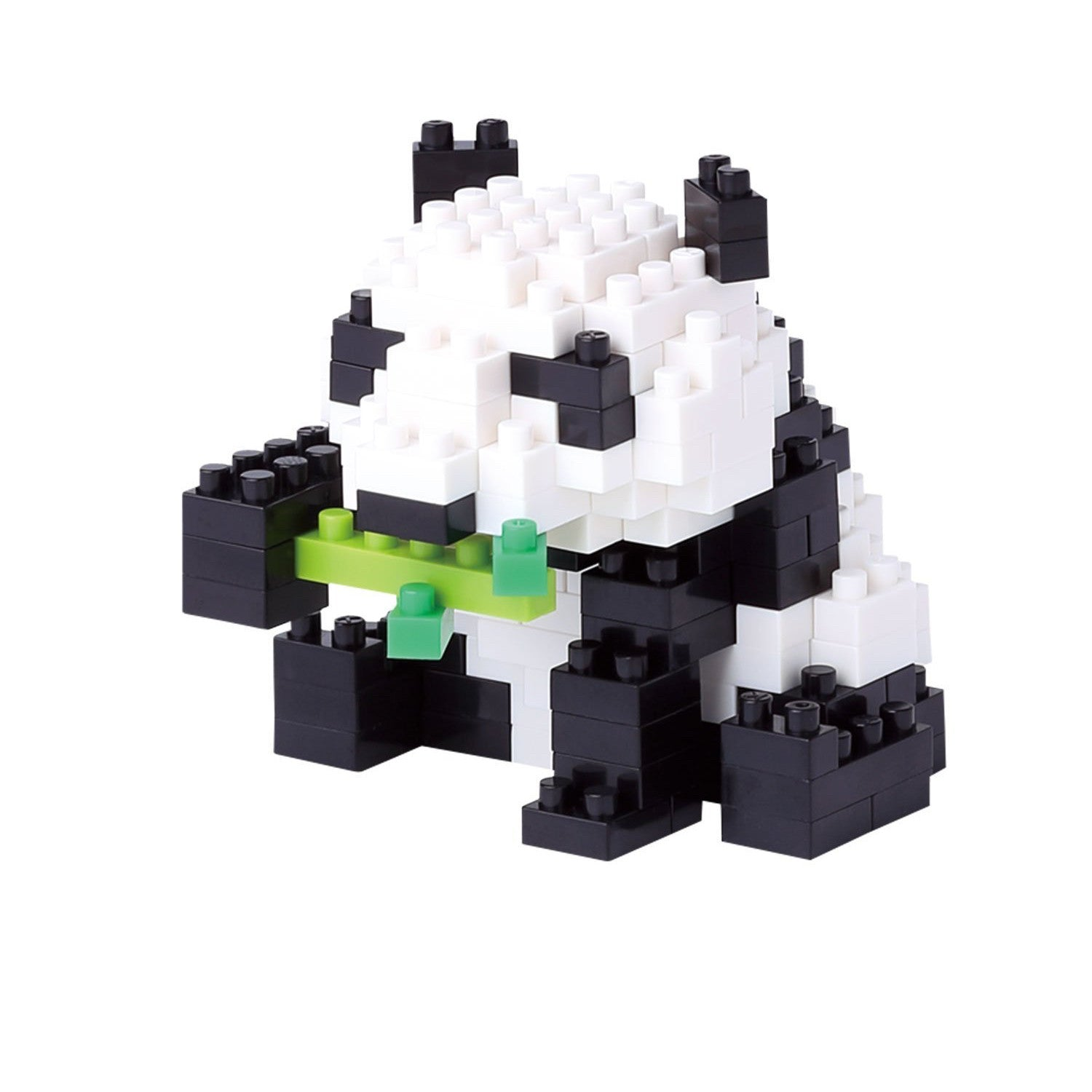 Kawada NBC_159 Nanoblock Giant Panda Renewal Building Kit