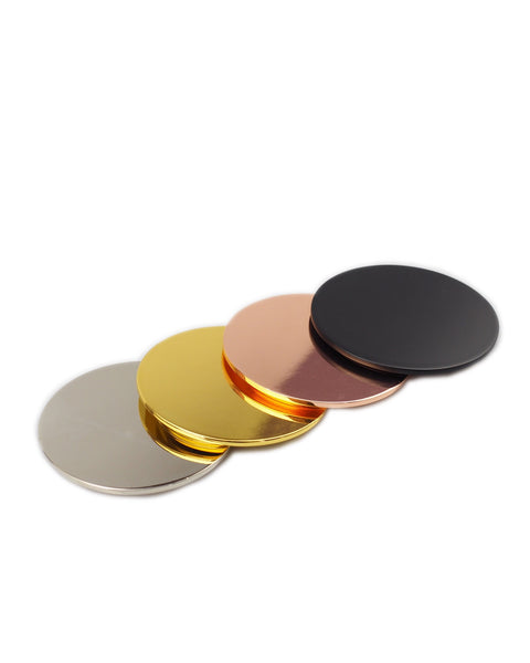 Metal Lids / Coasters