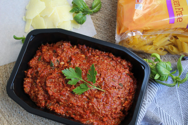 Beef Bolognese - 4 Serves