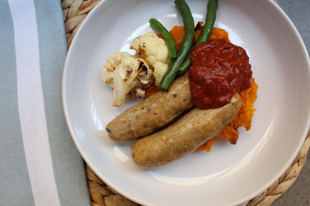 Manuka Honey & Hickory Chicken Sausages