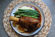 Low Carb Rosemary & Marjoram Lamb Shanks