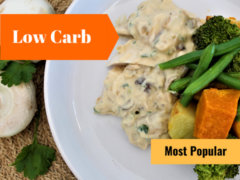 Low Carb Meal Package