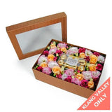 flowers_box Chocolate Delight