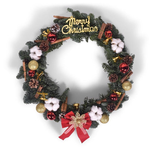 flowers_wreath Christmas Carol