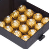 flowers_box_trinity_ferrero Copy of Trinity Box Deluxe Collection - Purple Glow