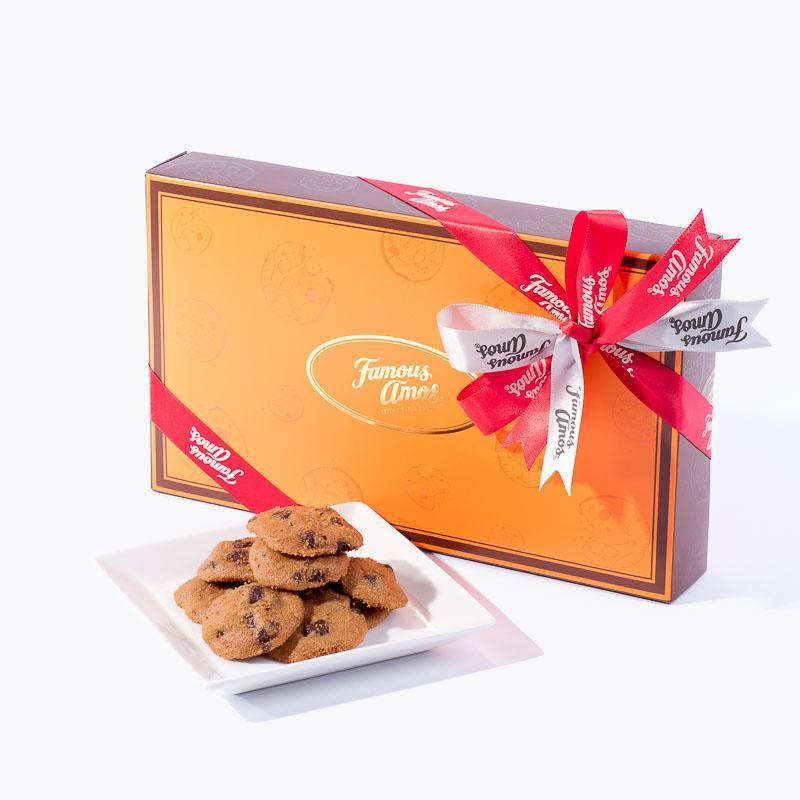 Famous Amos Orange Gift Box (150gm)