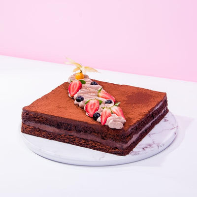 cake Gianduja Chocolate Cake