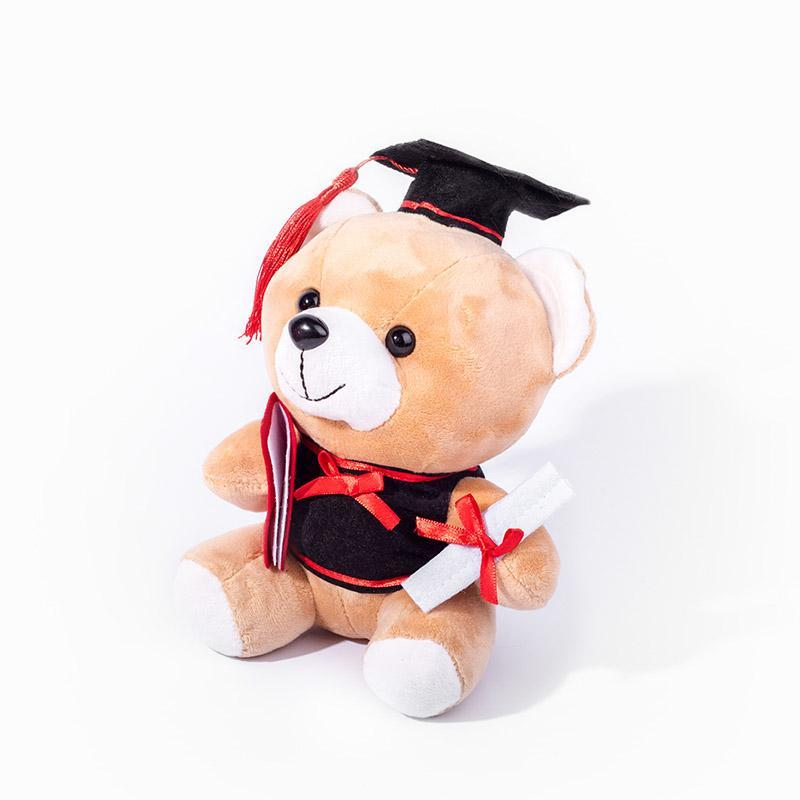 addon_teddy Graduation Bear