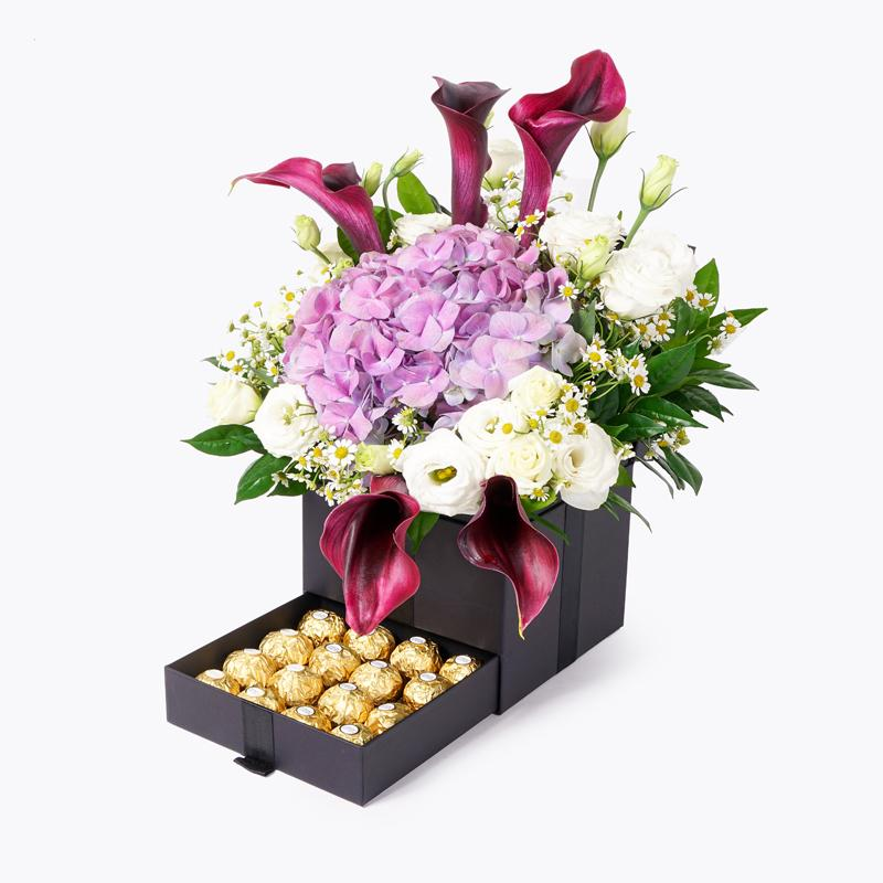 flowers_box_trinity_ferrero Illuminous