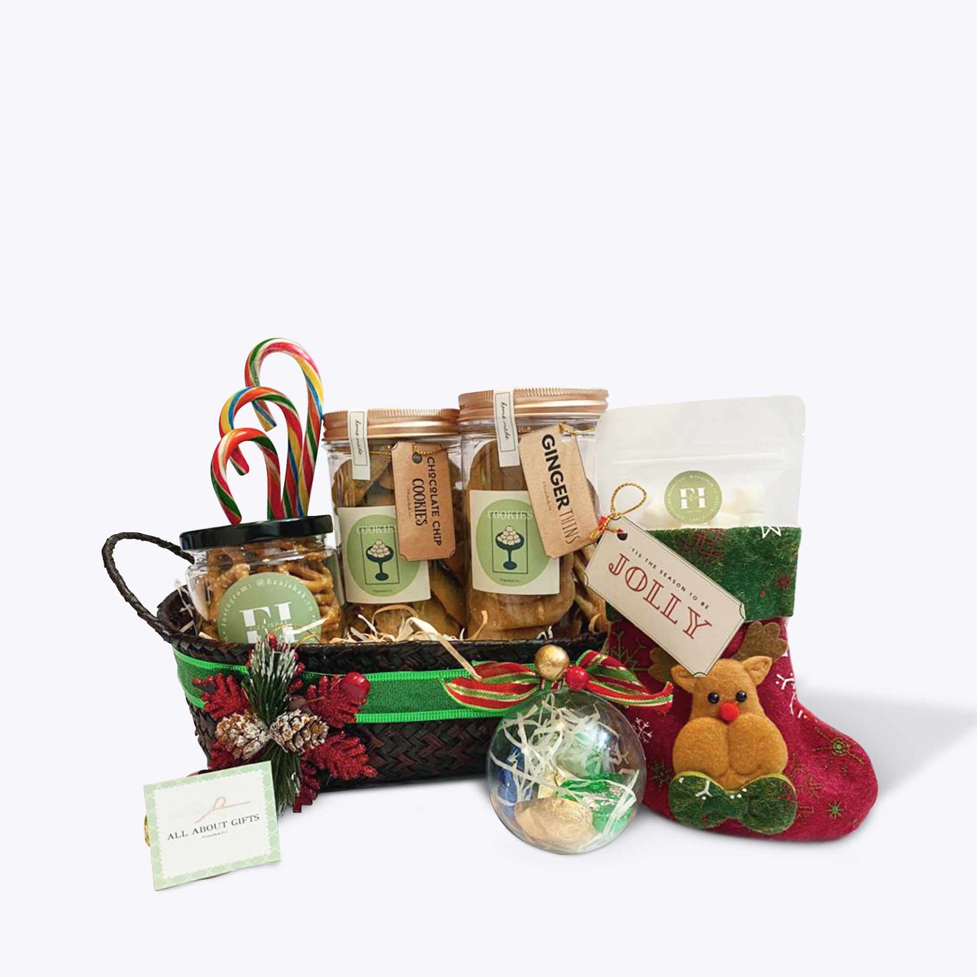 Jolly Sleigh Ride Christmas Bundle