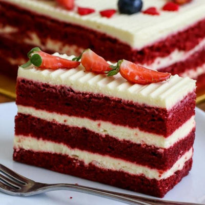 bundle_cake Just For You + Red Velvet Cake