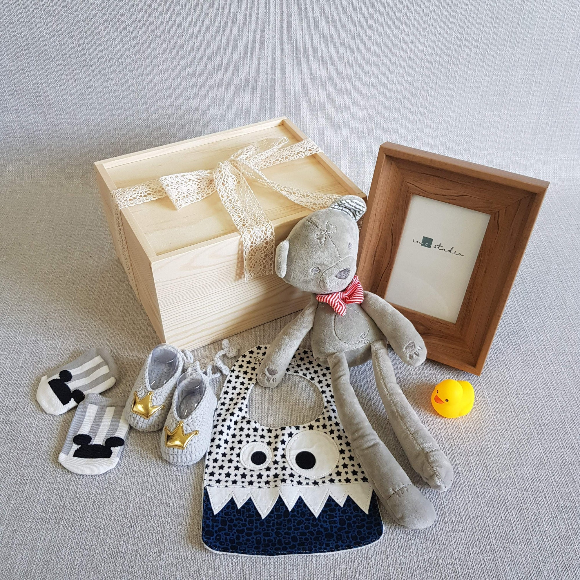 New Born Baby Gift Box Large