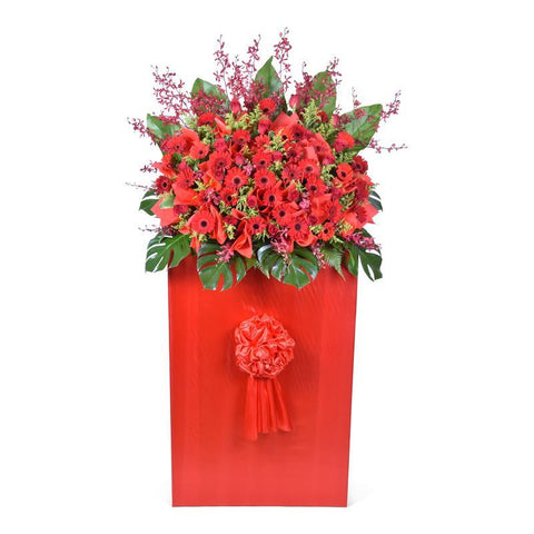 flower_stand_opening Oriental Love