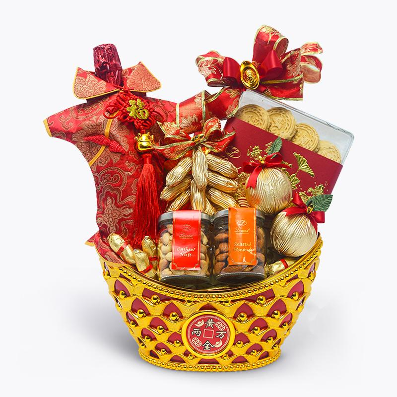 hamper_cny Red Dragon