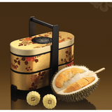Shangri-La - Signature Gift Box set (6x) - Mini Golden Ping Pei Musang King Durian