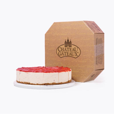 cake STRAWBERRY CHEESECAKE - CHATEAU GATEAUX