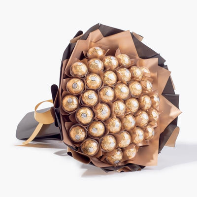 flowers_bouquet_ferrero Sweet Admiration