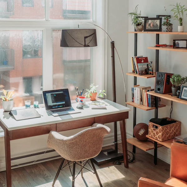 Zodiac signs and their working from home office style