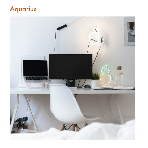aquarius capricorn pisces aries taurus gemini cancer leo virgo libra sagittarius scorpio zodiac horoscope star sign work from home stay home coronavirus officeastrology