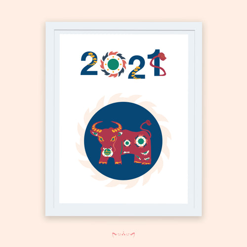 2021 :: Year of the OX