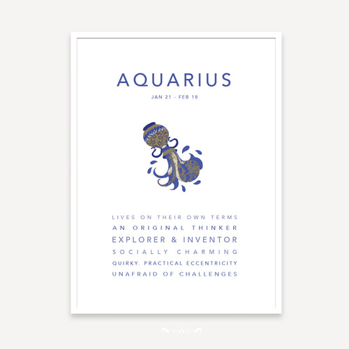 AQUARIUS 2 (Mar 21 - Apr 20)