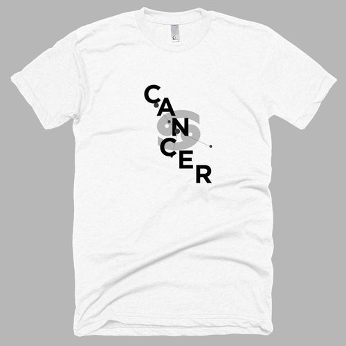 CANCER Men T-shirt :: Collage