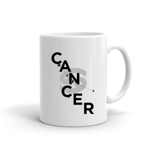 Zodiac Collage Mug | CANCER