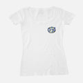 Zodiac Flowers Tee | CANCER :: Cornflower