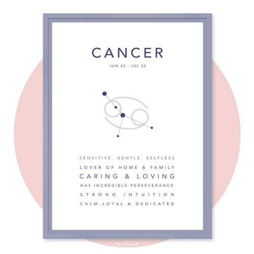 CANCER (Jun 22 - Jul 22)