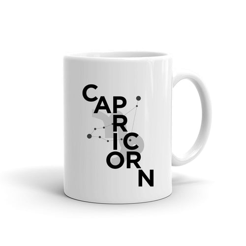 Zodiac Collage Mug | CAPRICORN