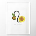 Zodiac Flowers | LEO :: Sunflower