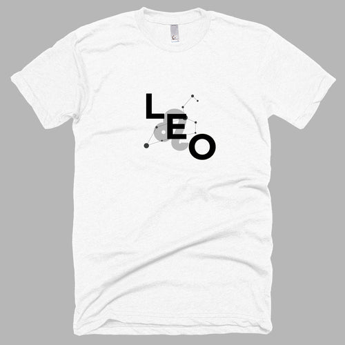 LEO Men T-shirt :: Collage