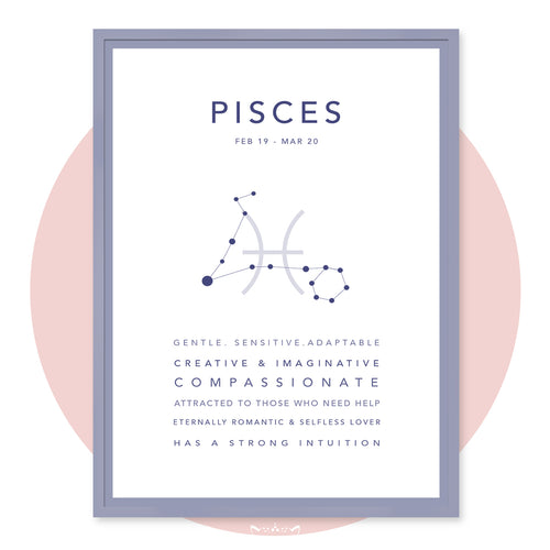 PISCES (Feb 19 - Mar 20)