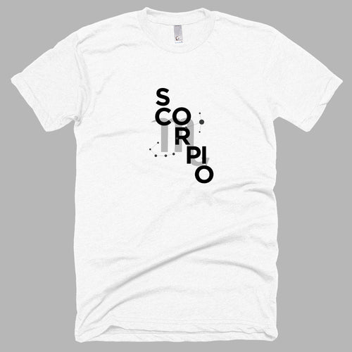 SCORPIO Men T-shirt :: Collage