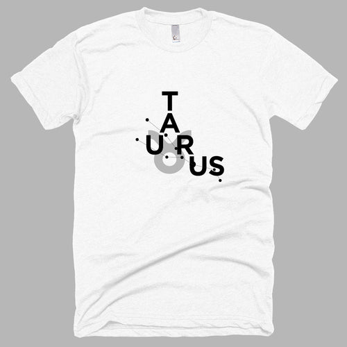 TAURUS Men T-shirt :: Collage
