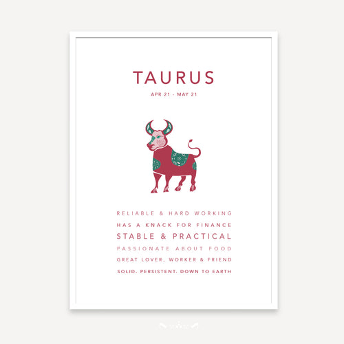 TAURUS 2 (Mar 21 - Apr 20)