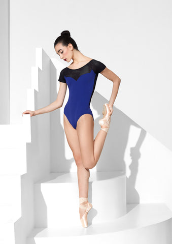 Grishko DA1954/1MP Mesh Leotard