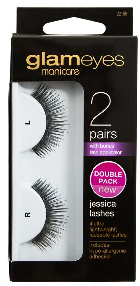 A001D - Manicare Eyelash Double Pack