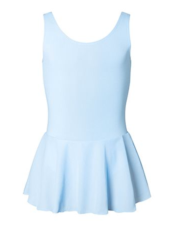 CL101 - Emery Leotard with Skirt