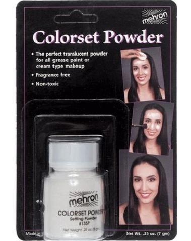 Mehron - Colorset Powder