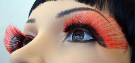 Carnival Dramatic False Eyelashes