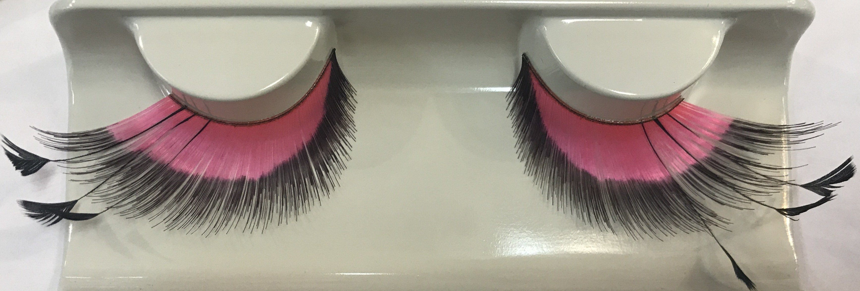 Accessory - Carnival Dramatic False Eyelashes