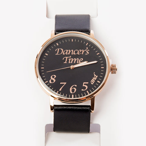 Dancer's Watch - Black