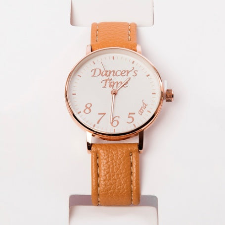 Dancer's Watch - Tan