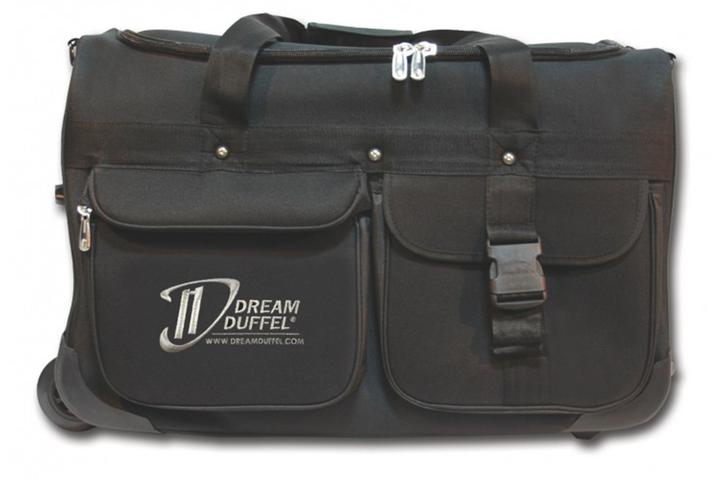 Accessory - Dream Duffel Black - Medium Package