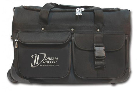 Dream Duffel Black - Medium Package