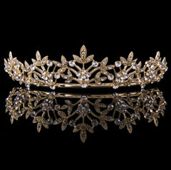 Accessory - Gold Vine Tiara - Large