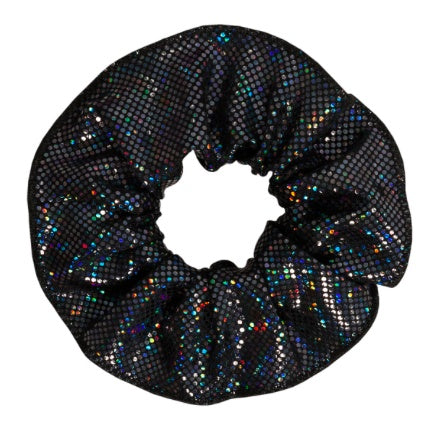 H003G - Shattered Glass Scrunchie