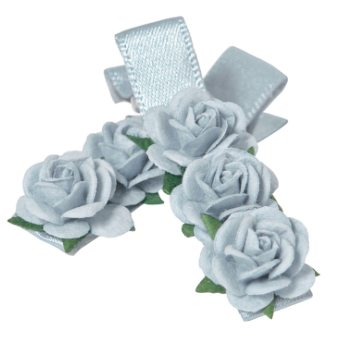 H022 - Mimy Satin Hair Clips